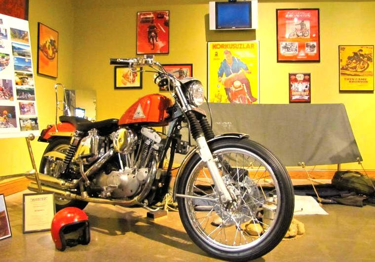 Then Came Bronson u00bb National Motorcycle Museum