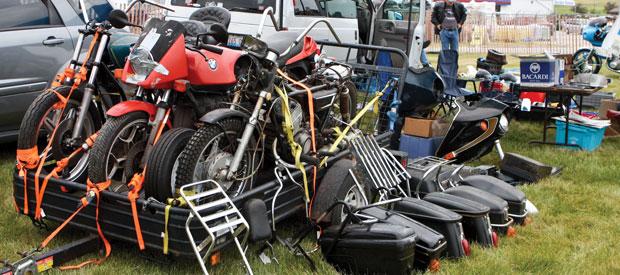 marks swap meet vintage bikes