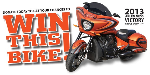 Win this Bike!
