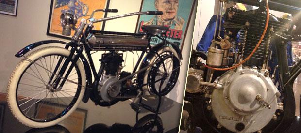 1909 Royal Pioneer National Motorcycle Museum