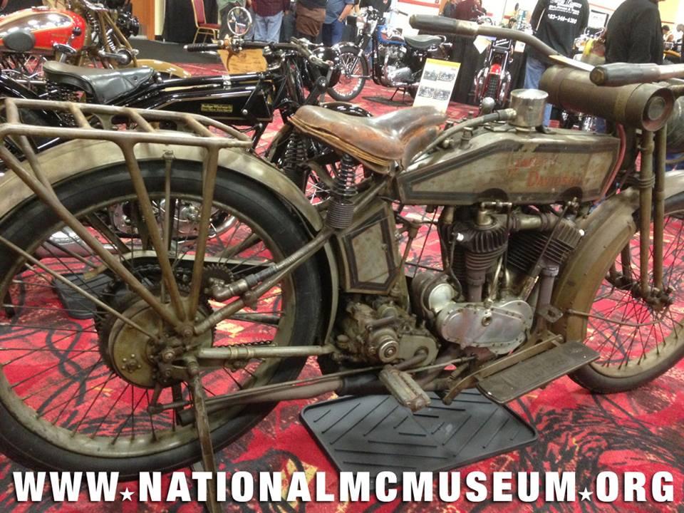 1915 Harley-Davidson.