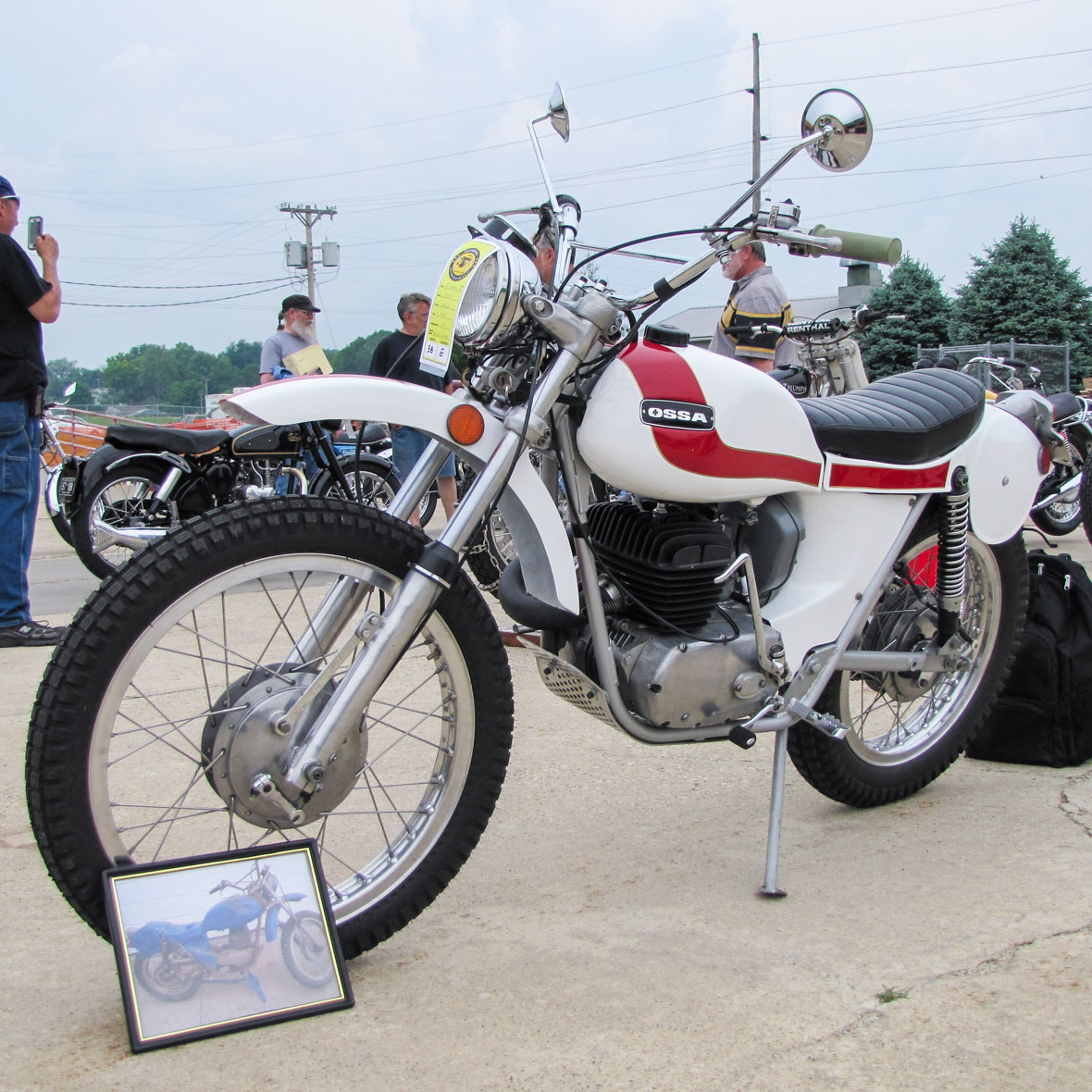 Vintage Rally 2014 Where People And Motorcycles Come Together