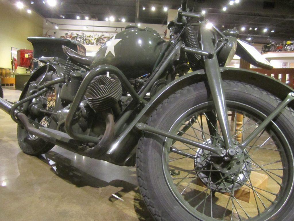 The museum is seeking two military motorcycle national for Motor harley davidson museum