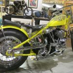 Arlon Ness Sportster-Powered Custom