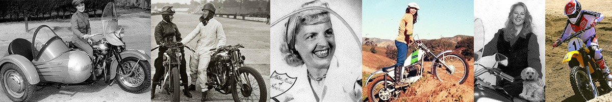 Women in Motorcycling History