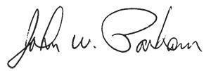 John-Parham-Signature
