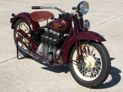 1931 Henderson Motorcycle