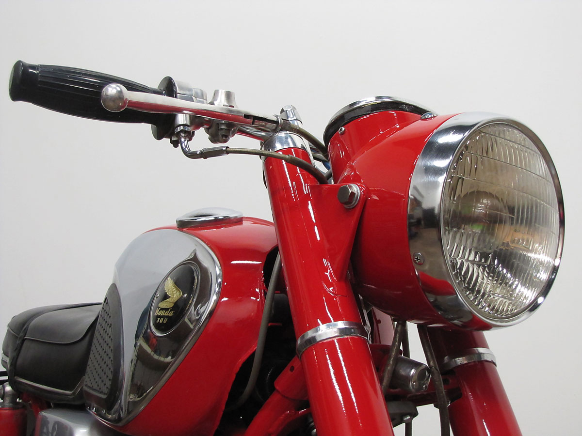 1965 Honda Super Hawk_15