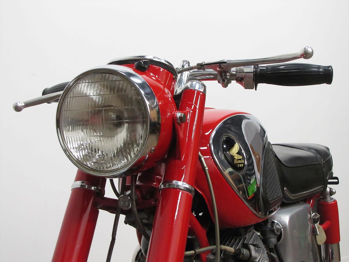 1965 Honda Super Hawk_16