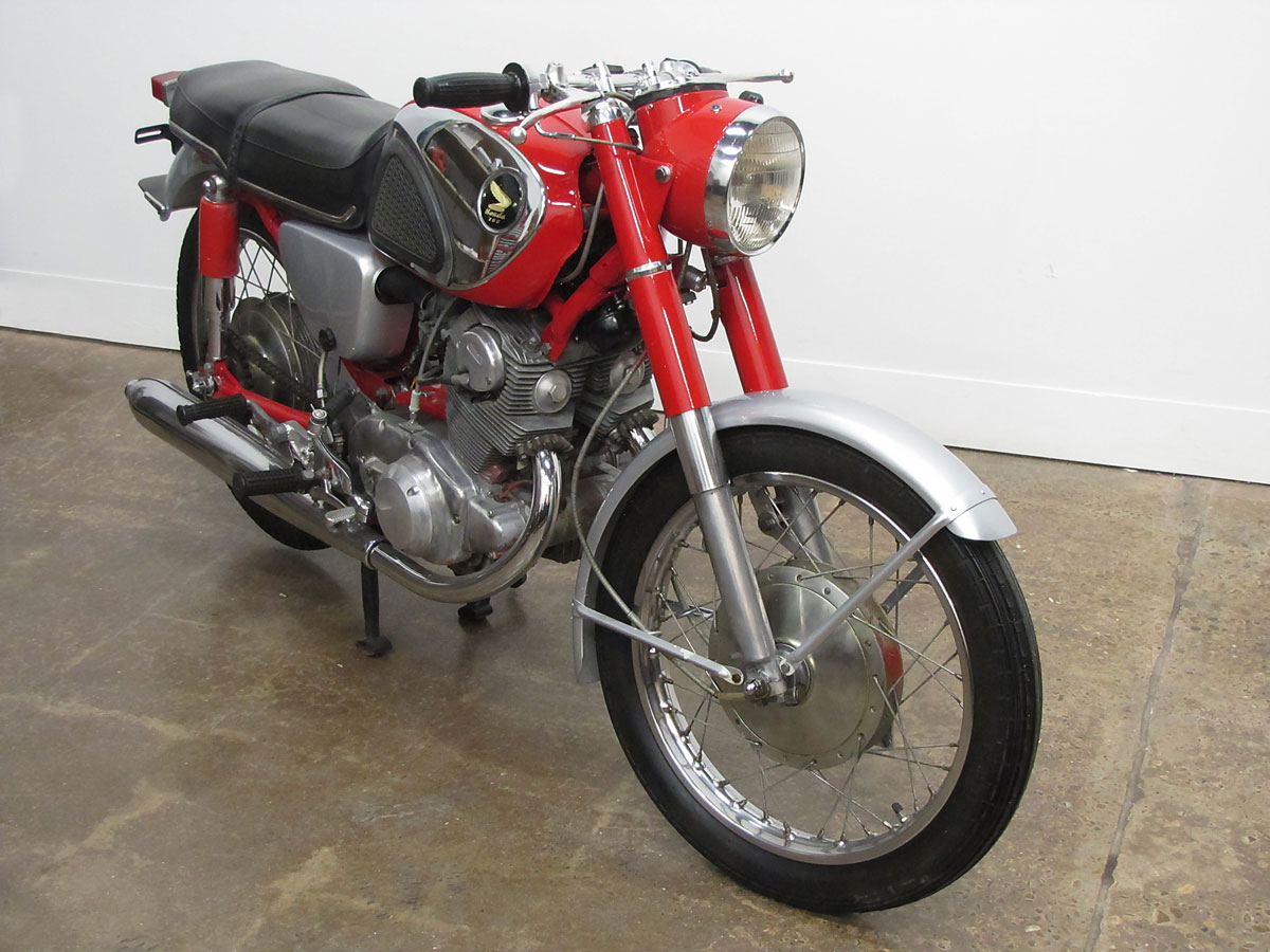1965 Honda Super Hawk_2