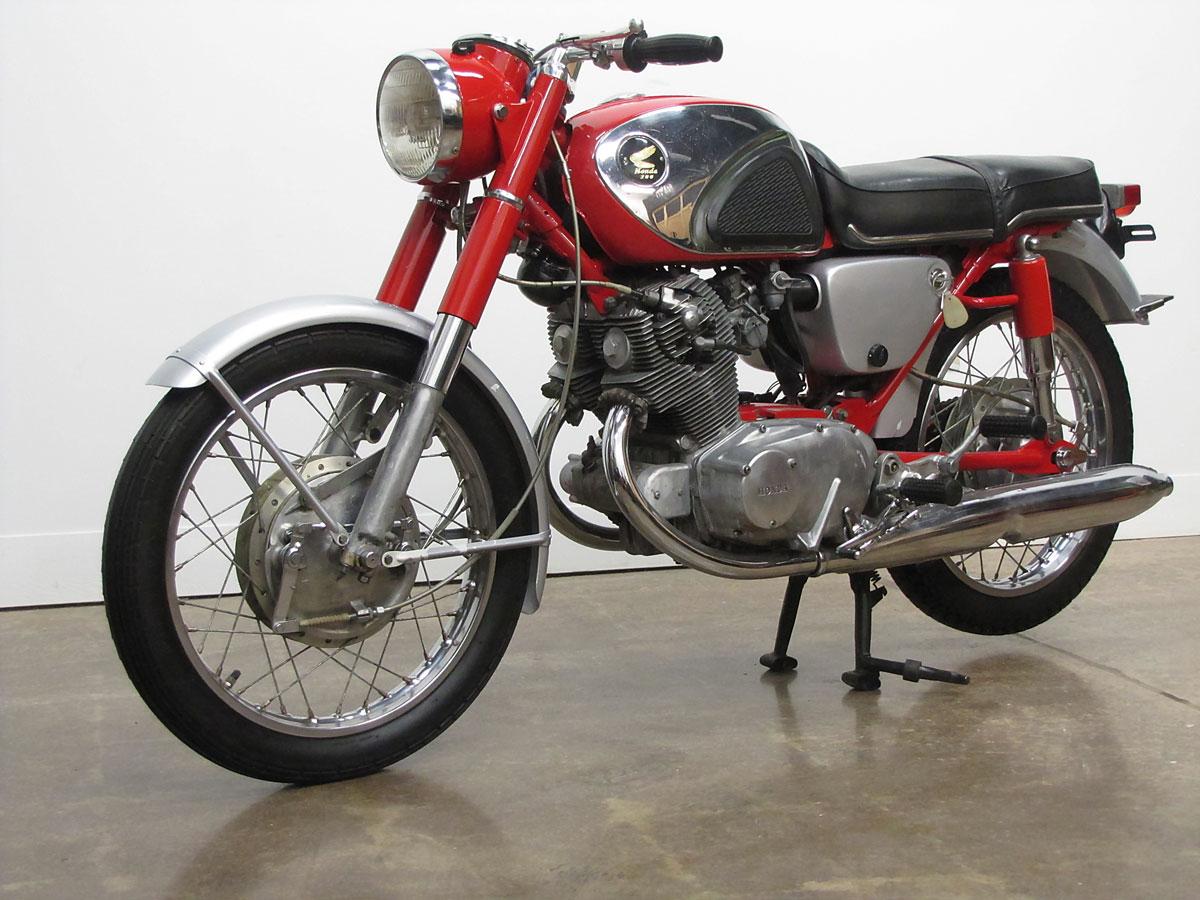 1965 Honda Super Hawk_3
