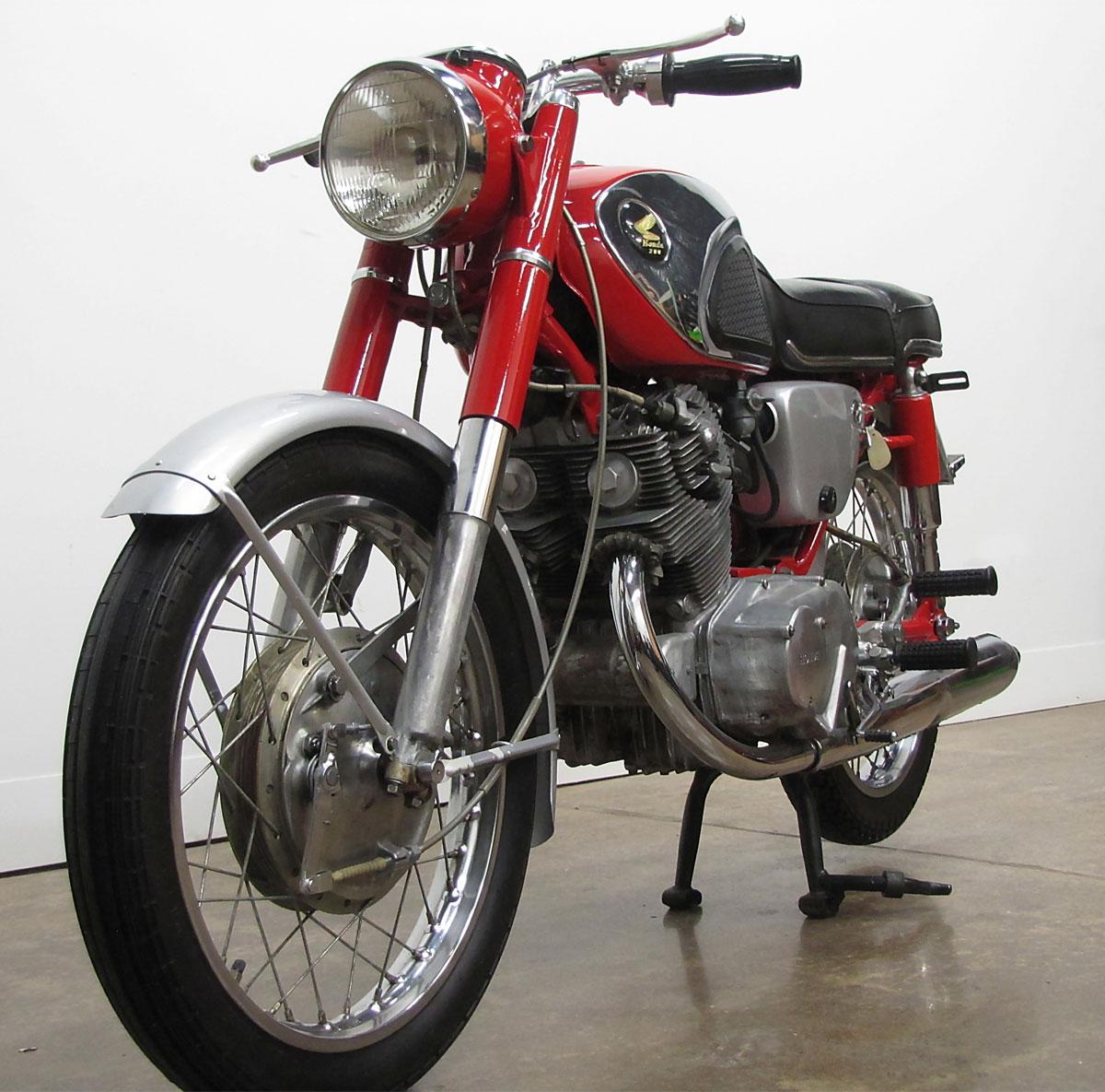 1965 Honda Super Hawk_5