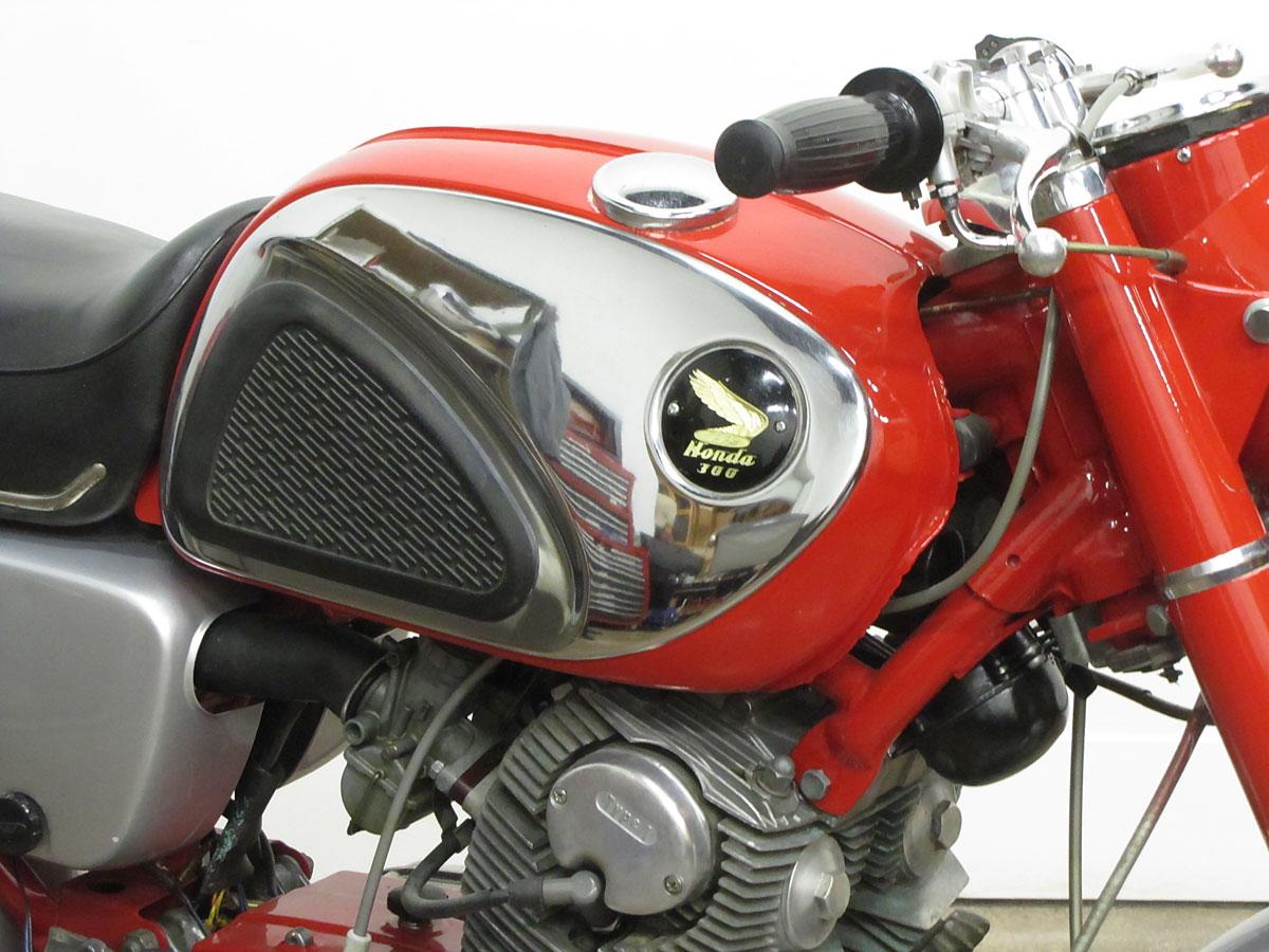 1965 Honda Super Hawk_6