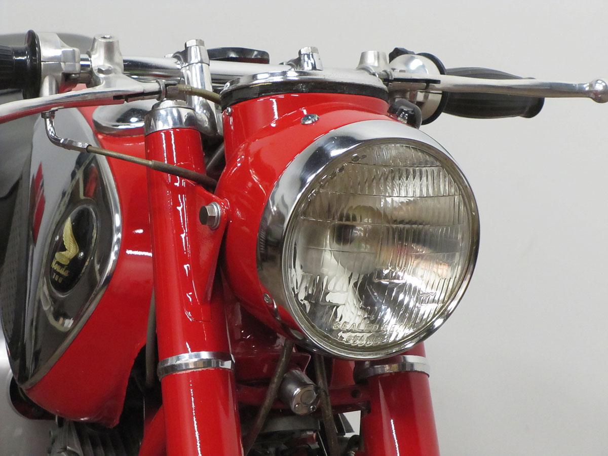 1965 Honda Super Hawk_7