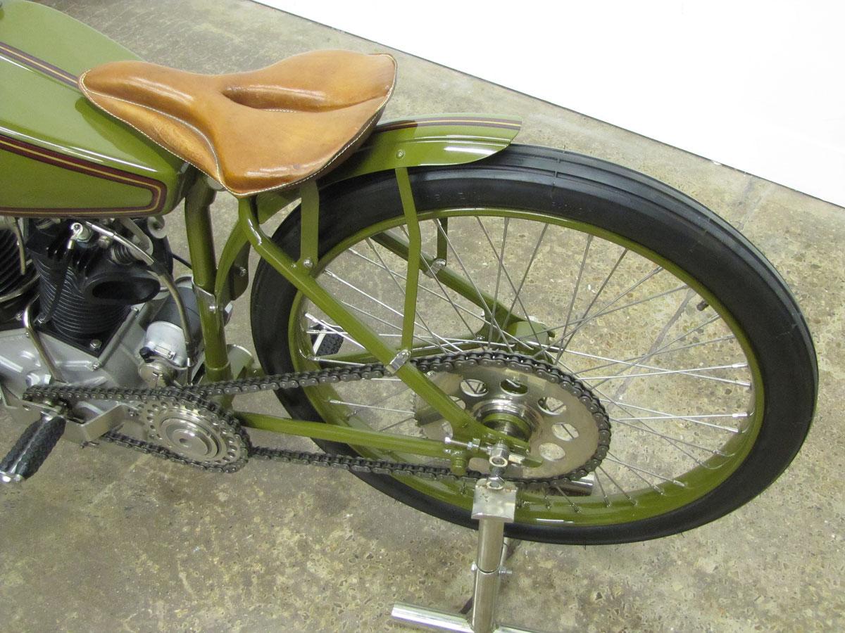 1928 Harley-Davidson FHAC Dirt Track Racer - National