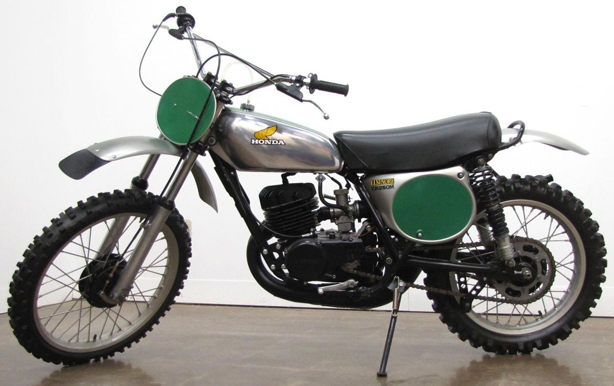 1973 Honda CR250M