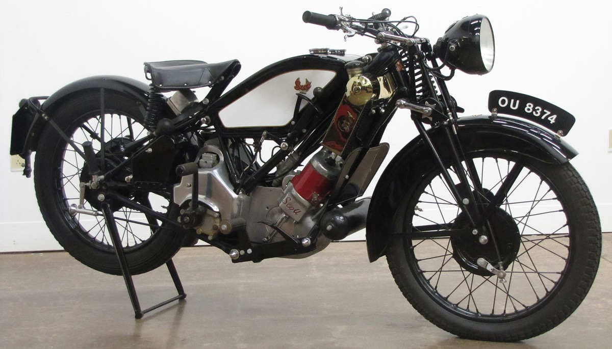 1930 Scott Flyting Squirrel