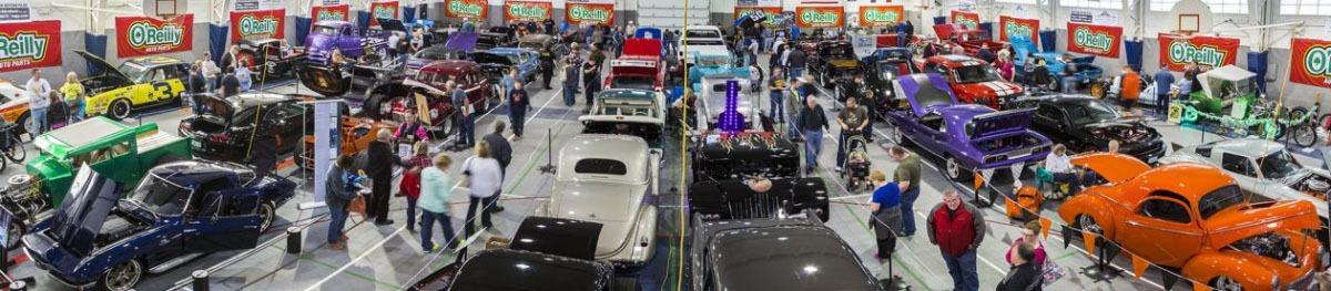 Monticello Iowa Rod And Custom Car Show