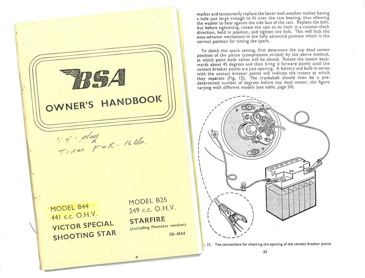 BSA-Handbook