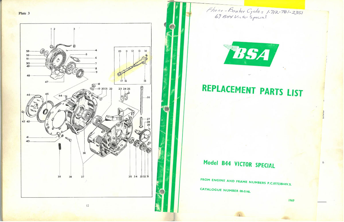BSA-parts-pages