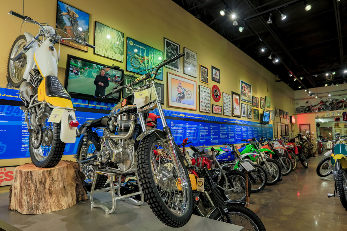Dirt Riding USA exhibit