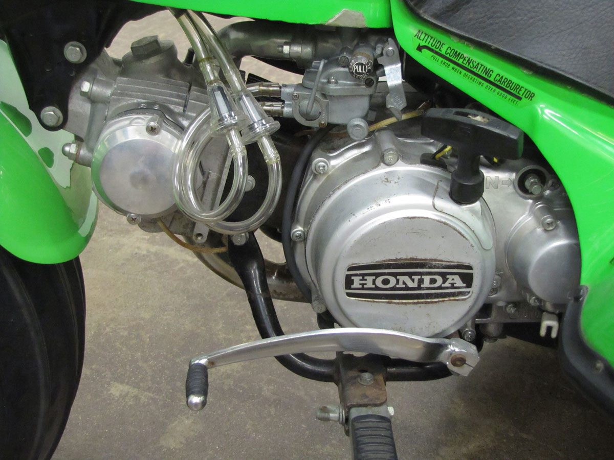 1972 Honda ATC90 - National Motorcycle Museum