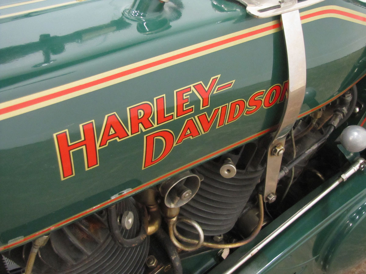 1919 Harley-Davidson Model J