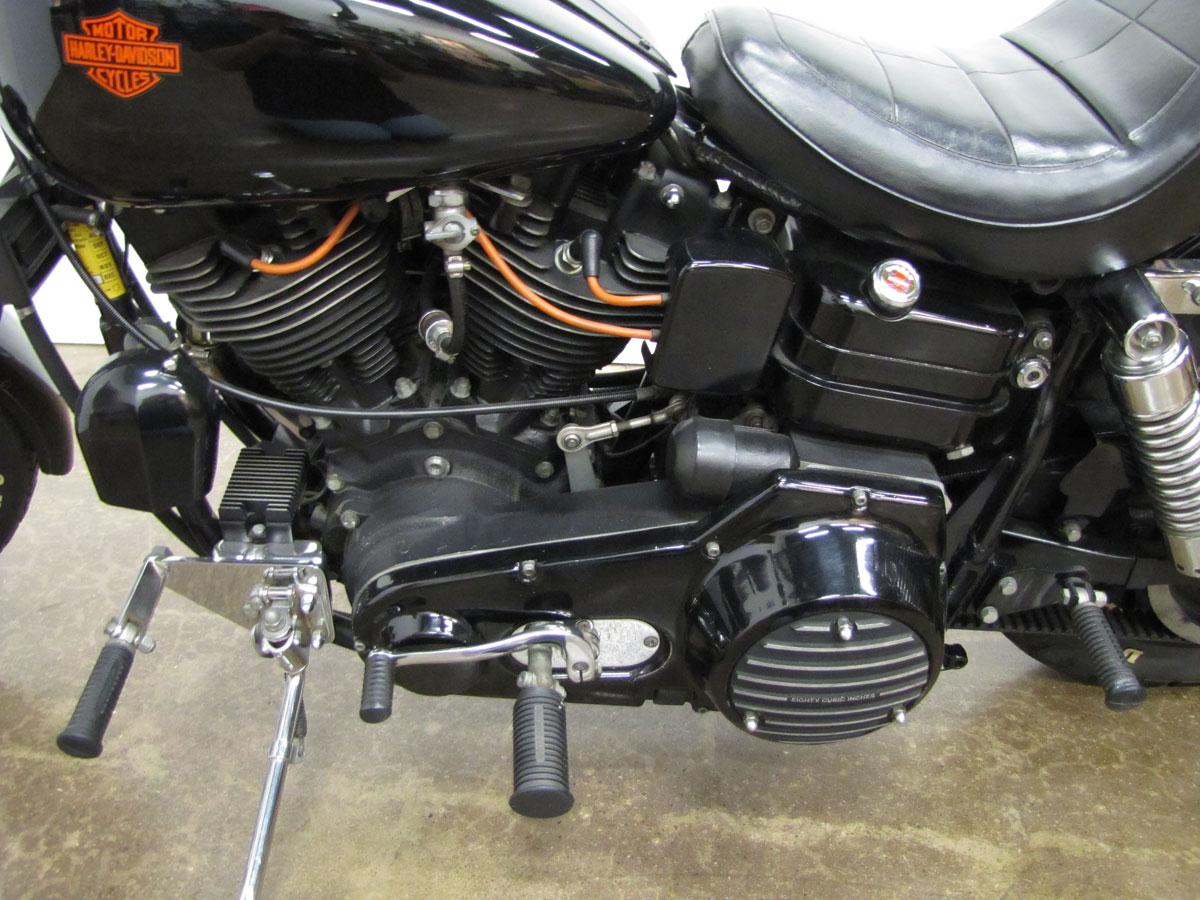 "1982 Harley-Davidson ""Sturgis"" - National Motorcycle Museum"