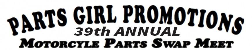 Parts Girl Promotions Motorcycle Swap Meet