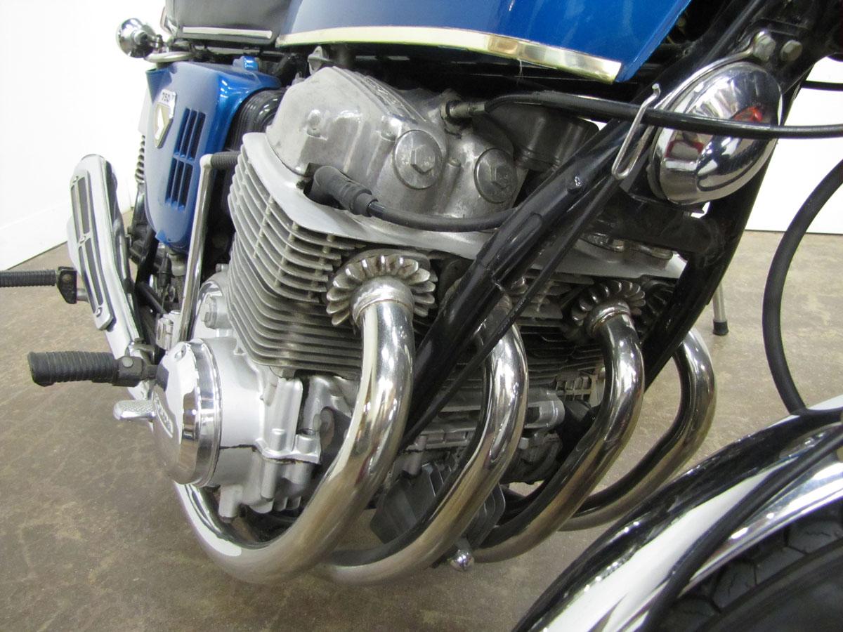 Happy Anniversary Honda CB750! - National Motorcycle Museum