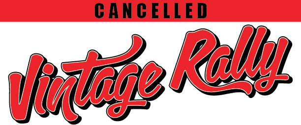 Vintage Rally 2020 Cancelled