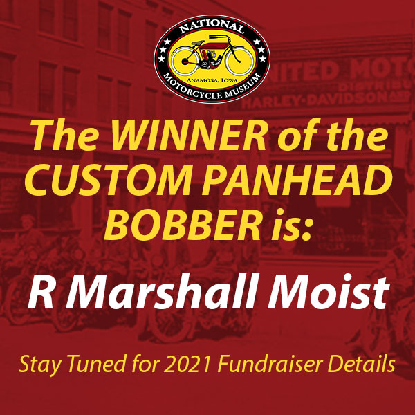 The winner is R Marshall Moist of Virginia
